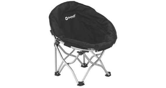Outwell Comfort Campingstol Børn Kids sort